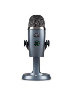 Micrófono Profesional BLUE YETI NANO SHADOW Grey USB