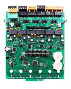 Notificador - Panel de control - Placa frontal