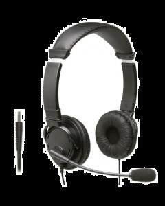 Audífono Con Micrófono Hi-Fi K97603 Kensington