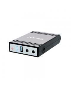 Mini-Sistema Forza UPS de CC y Cargador de Batería.