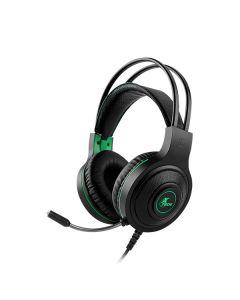 Auriculares Gamer Xtech Insolense XTH-560, con cable, supraaurales, negros