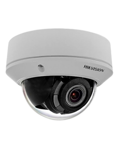 Cámara Domo IP Hikvision Varifocal DS-2CD2745G1-IZS 2.8-12MM, 4MP PoE IR 30m WDR IP67 IK10