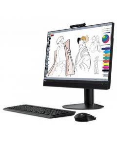 "Desktop All-in-One Lenovo V530-24ICB, i5-9400T, Ram 8GB, HDD 1TB, Led 23.8"", W10 Pro"