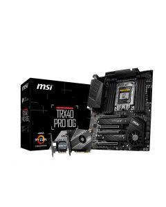 Placa Madre MSI TRX40 PRO 10G, AMD sTRX4, PCIe Gen4, M.2, USB3.2 Gen2x2, DDR4, Dual 10G LAN, ATX