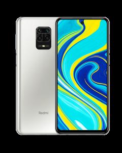 Smartphone - Android - 128 GB - Glacier white