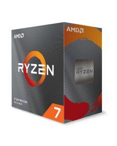 Procesador AMD Ryzen ™ 7 3800XT 8 núcleos y 16 hilos, 3,9 GHz (4,7 GHz máx.) Socket AM4 105W, Sin Fan
