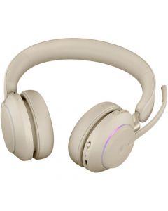 Audífonos con Micrófono Jabra Evolve2 65 MS Stereo, Bluetooth, USB