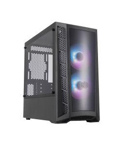 Gabinete Gamer Cooler Master Masterbox MB320L ARGB, Vidrio Templado