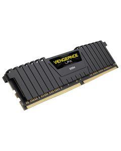 CORSAIR Vengeance LPX - DDR4 - 8 GB - DIMM de 288 espigas - 3000 MHz / PC4-24000 - CL16 - 1.35 V - sin búfer - no ECC - negro