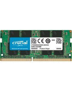 Memoria Ram Crucial 8GB DDR4 3200MHz, SODIMM, 1.2V