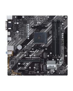 Placa Madre ASUS PRIME B550M-K, Socket AM4 AMD Ryzen, DDR4 4600(O.C), SATA 6Gb/s Micro-ATX