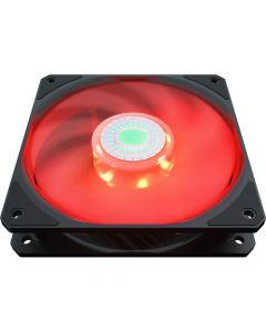 Ventilador Cooler Master SickleFlow 120 LED (rojo)