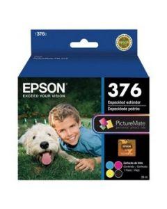 Cartridge de Tinta Epson® T376020-AL, 39ml, Color