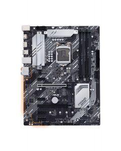 Placa Madre ASUS Prime Z490-P, LGA1200, Dual M.2, DDR4 4600, 1Gb Ethernet, Aura Sync RGB