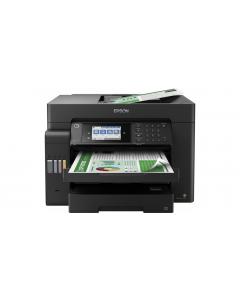 Impresora Multifuncional Epson EcoTank L15150, Color, Velocidad Máxima 25ppm, Ethernet y Wi-Fi