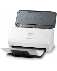 Escáner HP Scanjet Pro 3000 s4, 600 x 600DPI, Color, Escaneado Dúplex, USB, Negro/Blanco