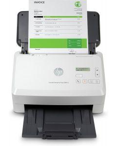 Escáner HP ScanJet Enterprise Flow 5000 s5, 65ppm, USB 3.0, Dúplex, Blanco
