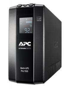 SAI Back UPS Pro BR de APC, 900VA, 6 Tomas de Salida, AVR, Interfaz LCD