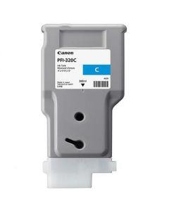 Cartucho de Tinta Canon PFI-320, 300ml, Cyan