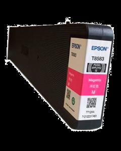 Cartucho de Tóner Epson T858 DuraBrite Pro, Extra Highcap, Magenta