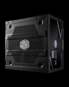 Fuente de Poder Coolermaster Elite 500 230V - V4, 500W, No Modular, Certificada 80+ Plus White