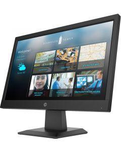 "Monitor HP P19b G4, 18.5"" HD 1366x768, Panel TN, 60Hz, 5ms"