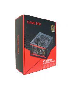 Fuente de Poder Gamepro ATX-500W, 500W, No Modular, Certificada 80+ Plus Bronze