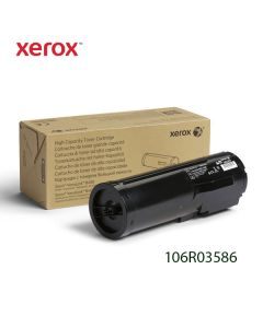 Tóner Láser Xerox B400/405 - 106R03586, Negro