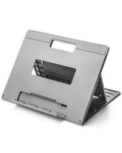 """Base para Notebook Kingston Easy Riser™ Go SmartFit® (Color Gris, Hasta 17"""")"""