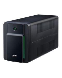 UPS APC Back-UPS 1200VA, 230V, AVR, enchufes universales