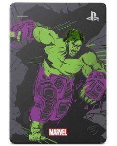 Disco duro externo Seagate Edición Especial Hulk, 2TB, USB 3.1, 2,5'', PS4