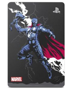 Disco duro externo Seagate Edición Especial Thor, 2TB, USB 3.1, 2,5'', PS4