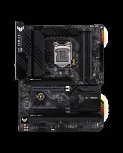 Placa Madre ASUS TUF Gaming Z590-Plus WiFi, Socket LGA1200, ATX, Aura Sync RGB