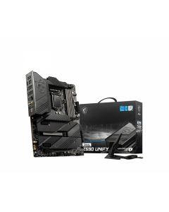 Placa Madre MSI MEG Z590 Unify, Socket LGA1200, USB-C Gen 2, USB 3.2 Gen 1, Factor ATX
