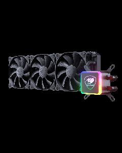 Refrigeración Líquida Cougar Aqua 360 RGB, Intel-AMD, 120mm x 3, PWM