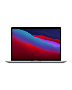 Apple MacBook Pro, 13'', IPS, Apple Silicon M1, 8GB Ram, SSD 512GB, Thunderbolt, Color Space Gray