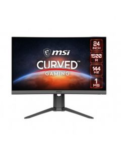 "MSI - 23.8"" Full HD Curved Screen LED Gaming LCD Monitor"