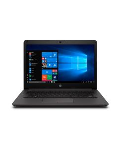"Notebook HP 240 G7, Intel Celeron® N4020, Ram 8GB, SSD 240GB, Lcd 14""HD - Windows 10 Home - Español"