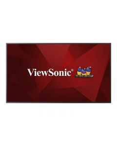 "ViewSonic CDE5510 55"" Clase (54.6"" visible) indicador LED"