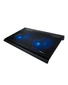 Base Ventilador Trust para Notebook 2 ventiladores 20104