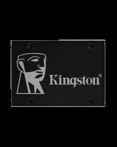 "SSD 1TB Kingston KC600 2.5"", Unidad auto encriptada, AES de 256 bits"