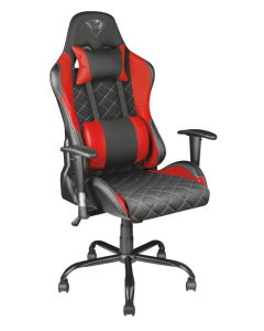 Silla Gamer Trust GXT 707R Resto Gaming Chair - red