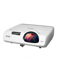 Epson PowerLite 530 - proyector 3LCD - distancias cortas - LAN