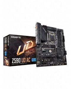 Gigabyte - Placa Madre - ATX - LGA1200 Socket - Intel Z590 - Intel HD Graphics