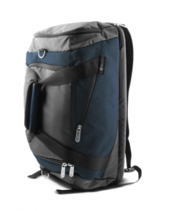"Klip Xtreme - Notebook carrying backpack - Duffel - Sling Bag - 15.6"" - Nylon - Blue / Gray"