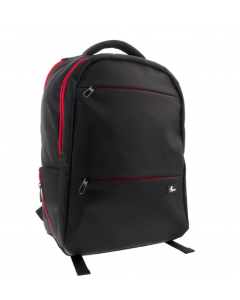 "Xtech - Notebook  backpack - 17"" - Black and red - Gaming XTB-507"