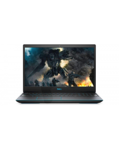 "Notebook Dell G3 GAMING - 15.6"" LED - Intel Core i7 9750 / 2.6 GHz - 8 GB DDR4 SDRAM - 128 GB + 1TB Hybrid Drive - NVIDIA GeForce GTX 1660 Ti - Win 10 - 1 año garantía"