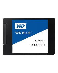 Unidad SSD 250 GB | WD Blue 3D NAND SATA SSD En estado sólido - SATA 6Gb/s