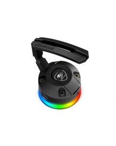 Bungee para Mouse Cougar RGB, Luces RGB - Negro