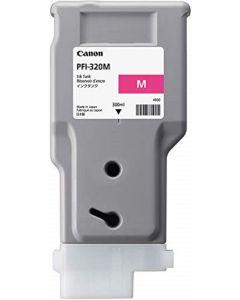 Tinta 300 ml PFI-320 Color Magenta